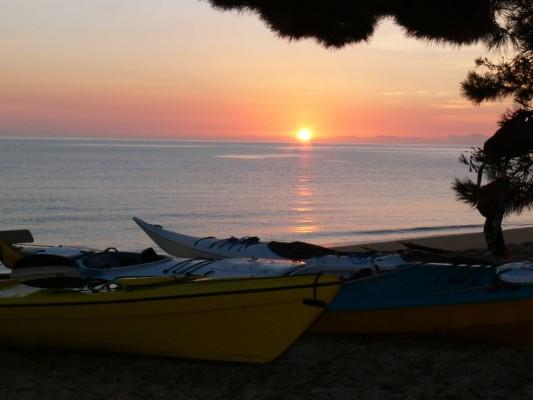 Abel Tasman Sunrise